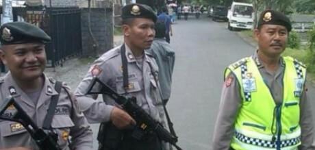 Pengamanan Ketat Idul Fitri 235