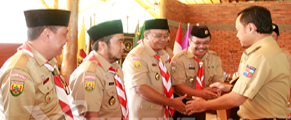 Kwarcab Kota Bogor Gelar Raker Gerakan Pramuka 2016 235
