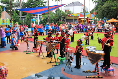Lomba Marching Band The Jungle 233