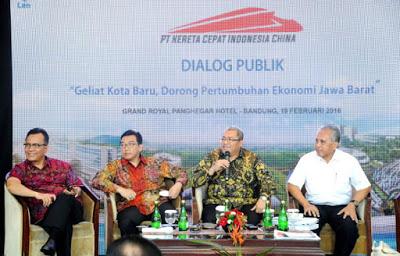 WALHI Jawa Barat: Kontroversi Kereta Cepat Semakin Menajam 235