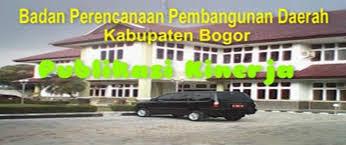 Komite Perencana Pembangunan Kabupaten Bogor 235