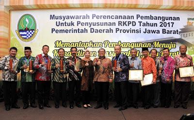 Gubernur Jawa Barat Buka Musrenbang 2017 237