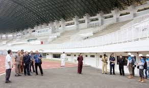 Stadion Pakansari Jadi Tempat Syuting Iklan 187