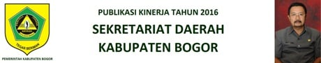 Publikasi Setda Kabupaten Bogor 238