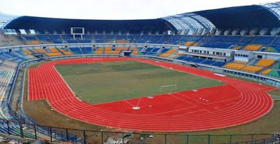 Opening Ceremony PON XIX Stadion GBLA 235