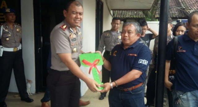 Media Center Polres Bogor Diresmikan 229