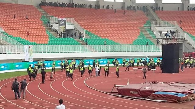 Stadion Pakansari, Suporter Jabar Vs DKI 197