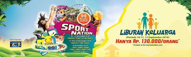 Sportnation And Pokemon Go JungleLand 222
