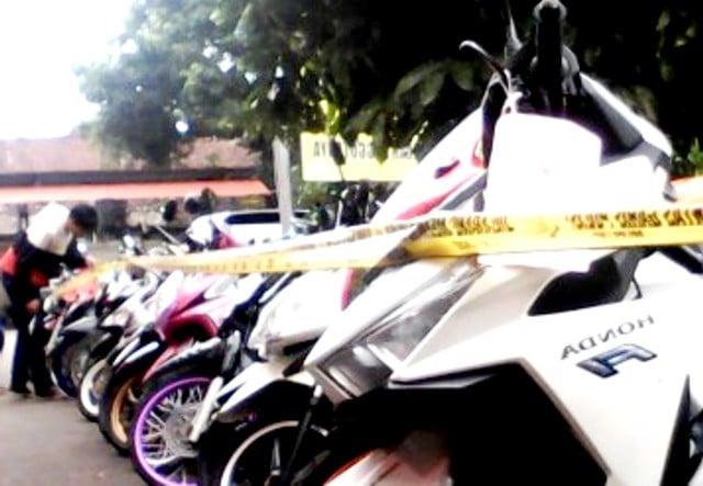 Warga Kehilangan Motor Diminta Datangi Polres Bogor 237