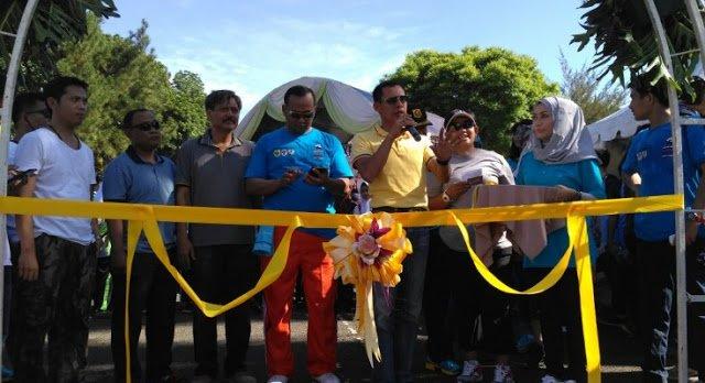 Ribuan Pelajar Ikuti Jalan Sehat Hari Sumpah Pemuda 229