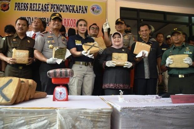 Kapolda Jawa Barat Kunjungi Mapolres Bogor 235