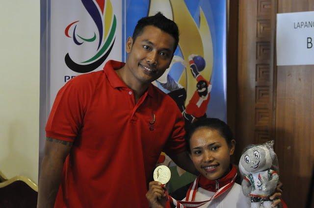 Kisah Haru Kakak dari Peraih Medali Perunggu Paralimpik 235