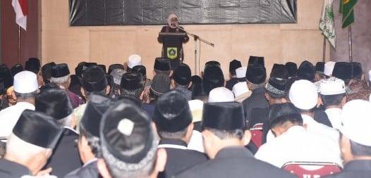 Para Ulama Sampaikan Ijtima Kepada Bupati Bogor 237