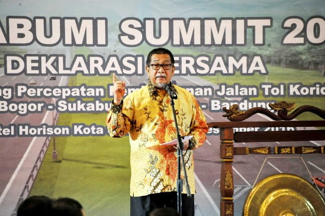 Jabar Percepat Pembangunan Jalan Tol Bogor Sukabumi 233