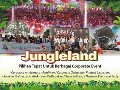 Jungleland Adventure Theme Park Sentul City Bogor 199