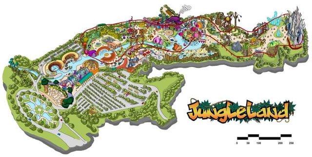 Jungleland Adventure Theme Park Sentul City Bogor 238