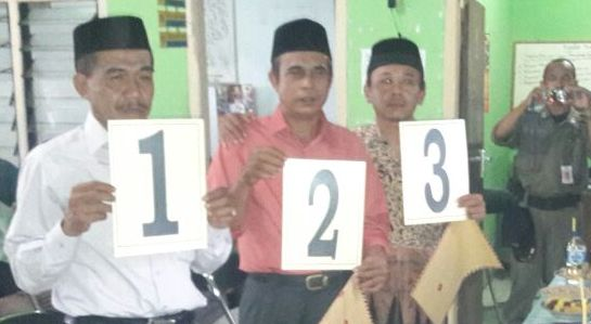 Penetapan Data Pemilih Pilkades Serentak 236
