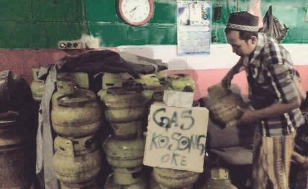 Gas Melon Langka Di Rumpin 237