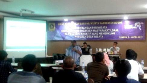 Pemkab Bogor Dukung Program Desa Wisata 235