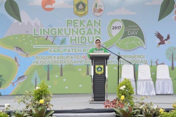 Peringatan Hari Lingkungan Hidup Kabupaten Bogor 235