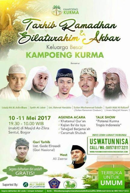 Tarhib Ramadhan Dan Silaturahmi Akbar 235