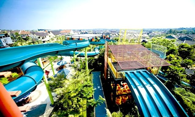 The Jungle Waterpark Bogor Promo E-KTP 229