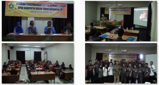 Kinerja Dinas Perindustrian Dan Perdagangan Kabupaten Bogor 2017 238
