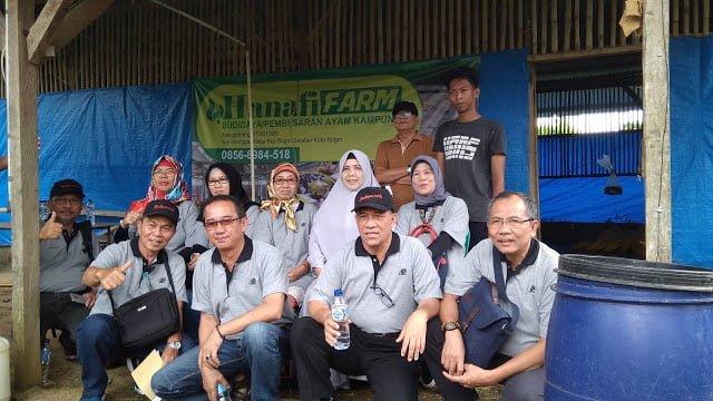 Training Peternakan Hanafi Farm 233