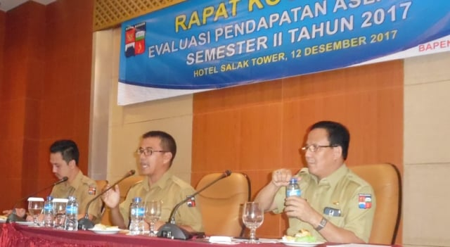 Evaluasi PAD Semester Kedua Tahun 2017 233