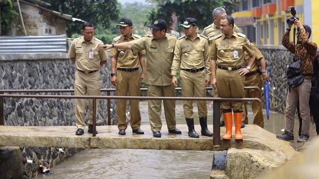 DKI Jakarta - Kota Bogor Komitmen Menanggulangi Banjir 233