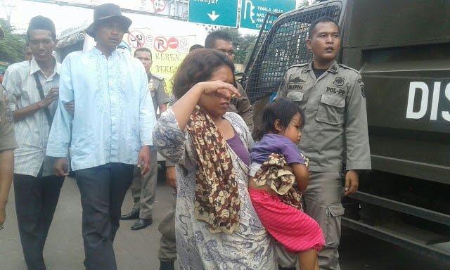 Kinerja Satpol PP Kabupaten Bogor Triwulan Pertama 235