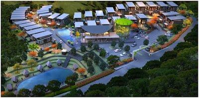 The Leaf Boutique Resort – Bogor : Beli Villa Mewah Cuma Bayar 50% 234