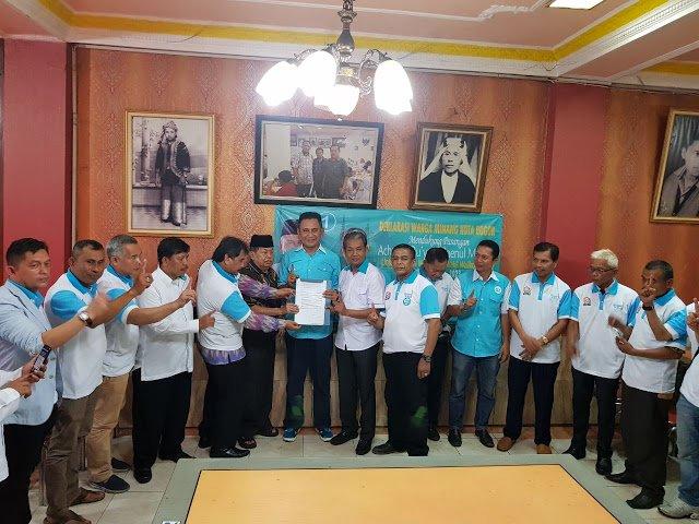 Ribuan Warga Minang Limkos Siap Menangkan Ru'yat Zaenul 233