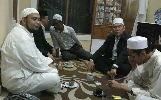 Edgar Janji Makmurkan Masjid 235