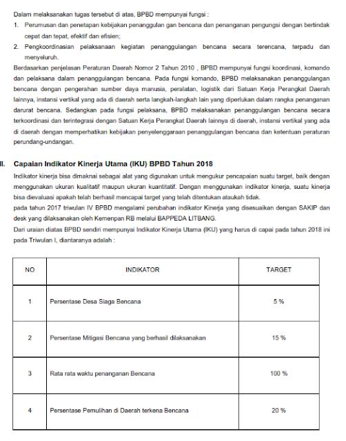 Kinerja BPBD Kabupaten Bogor 2018 233