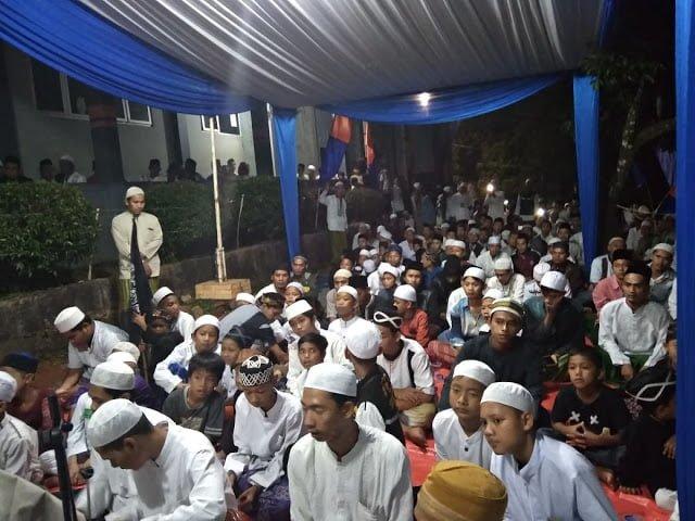 Majlis Al Fath Syi'ar Dikampung Tapos 234