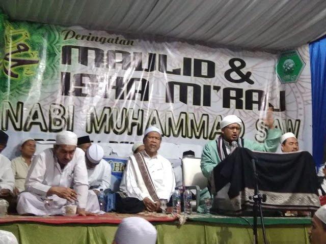 Majlis Al Fath Syi'ar Dikampung Tapos 233