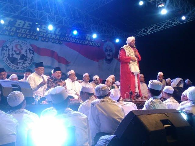 Ribuan Jama'ah Jabar Bersholawat 233