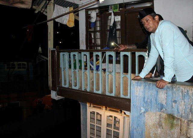 ZM Tinjau Lokasi Longsor Kampung Sukajadi 235