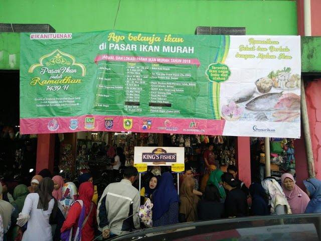 Bazar Ramadhan Pasar Ikan Murah 233