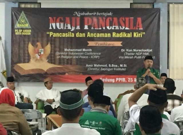 GP Ansor Cegah Ancaman Radikalisme 233