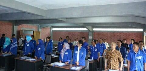 DPD PAN Kabupaten Bogor Gelar LKAD 234