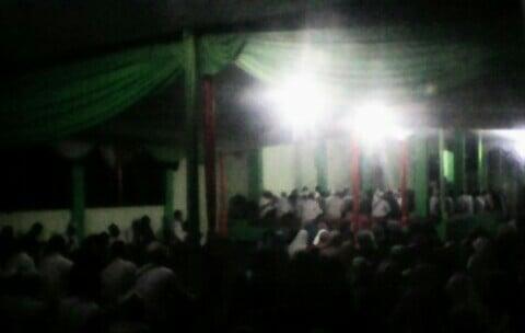 Ade Munawaroh Yasin Bersama  Jama'ah RAMY Gelar Pengajian Sambut Ramadhan 231