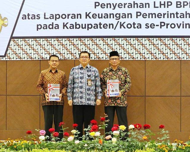 Pemkot Bogor Berhasil Pertahankan WTP 235