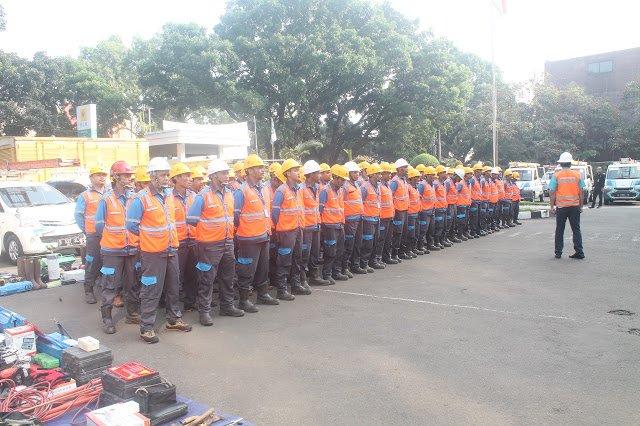 343 Personil PLN Siap Kawal Pasokan Listrik 233