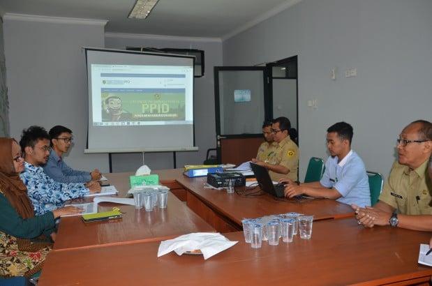 Komisi Informasi Verifikasi PPID Diskominfo Kabupaten Bogor 233