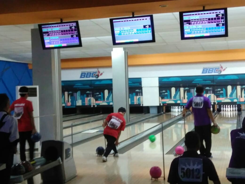 Tenpin Bowling Lahirkan Atlit Berprestasi 235