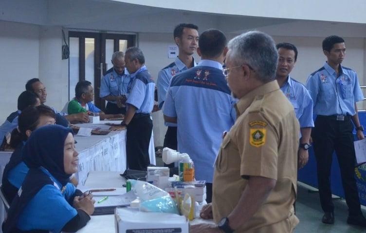 Ketua PB Peparda V Jabar 2018 Tinjau Fasilitas Venue 229