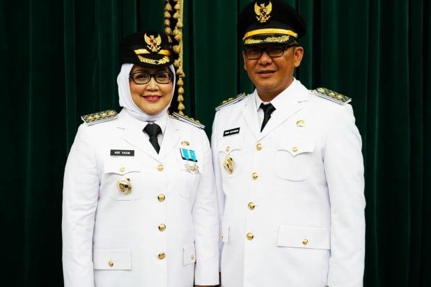 Bupati Dan Wakil Bupati Kabupaten Bogor Periode 2018-2023 235