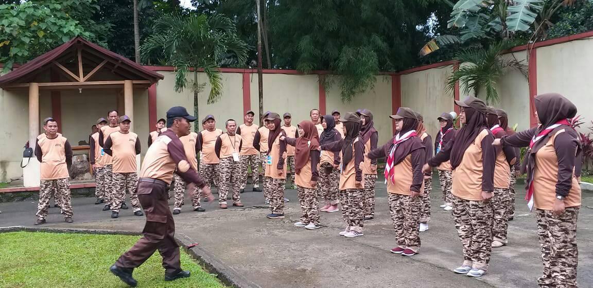 Pembinaan Kompetensi Pengurus Majelis Pembimbing Pramuka Kabupaten Bogor 235